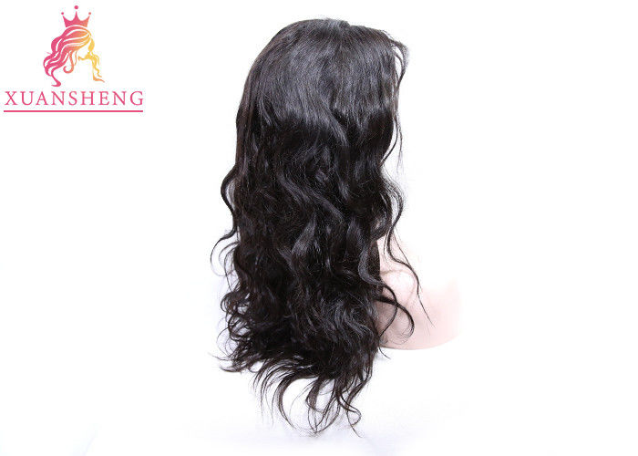 Virgin Human Hair 360 Lace Frontal Wig Raw Body Wave Unprocessed