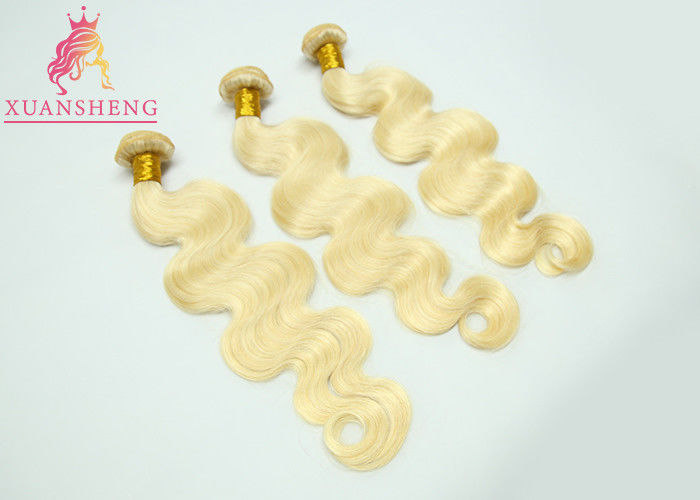 Cuticle Aligned Indian Virgin Hair Body Wave Healthy Extensions